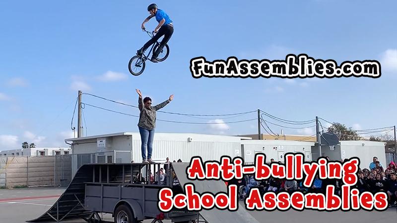 Anti Bullying School assemblies