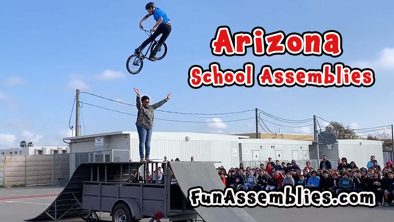 Arizona School Assemblies