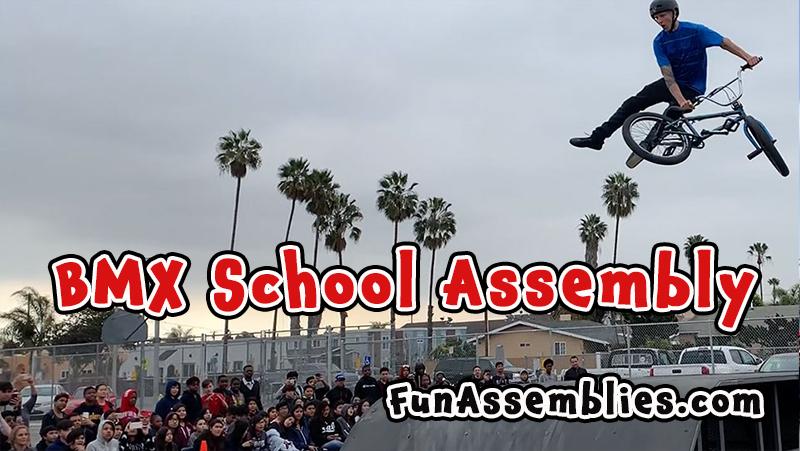 BMX School Assembly