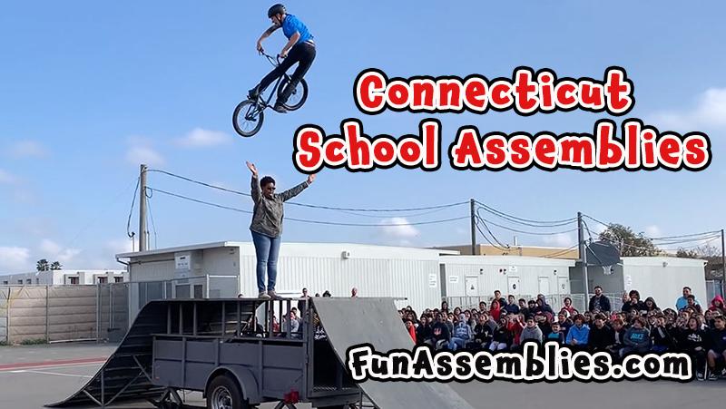 Connecticut School Assemblies