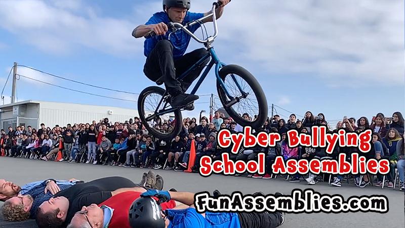 Cyber Bullying School Assemblies