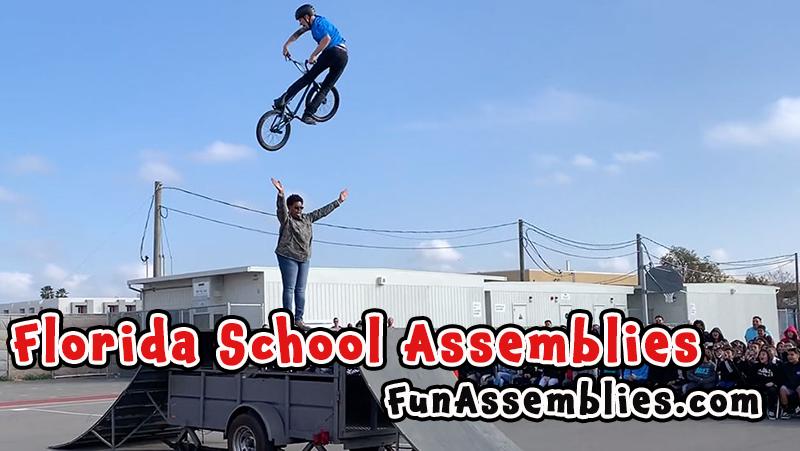 Florida School Assembles