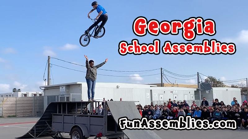 Georgia School Assemblies