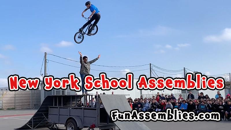 New York School Assemblies