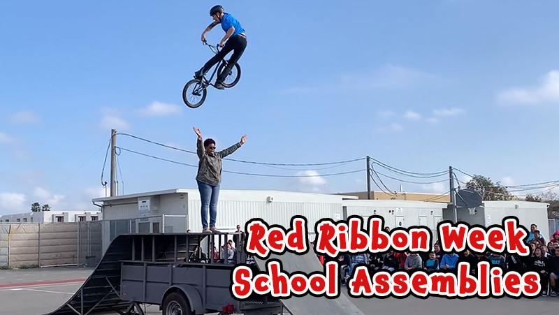 Red Ribbon Week School Assemblies