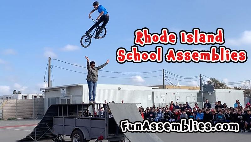 Rhode Island School Assemblies